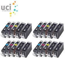 4 SET + 4BK CHIPPED Compatible Ink Cartridge for iP3300 iP3500 iX4000 Printer