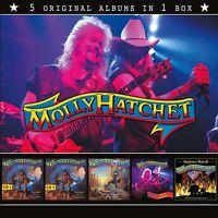 MOLLY HATCHET - 5 IN 1 BOX  5 CD NEU