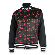 DTO. -20% ! Bomber jacket chaqueta chica Women 'CHERRIES ' LIQUOR BRAND