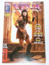 XENA Heft 1 + Poster ( DINO 1998 Comic zur TV Serie ) Z 2