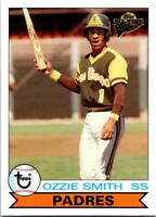 OZZIE SMITH 2005 Topps All Time Favorites #52 ($0.75 MAX SHIP)