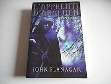 L'APPRENTI D'ARALUEN LE SORCIER DU NORD - JOHN FLANAGAN