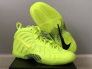 2021 Nike Air Foamposite Pro Volt GS (Size 6Y&7Y) CW1593-702 *SHIP NEXT DAY*