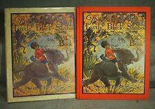 The Little Black Sambo Story book 1935 Platt & Munk edition w/ rare dust jacket