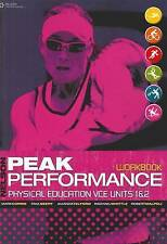 Nelson Peak Performance VCE Units 1 and 2 by Paul Seery, Mark Corrie, Amanda Tel