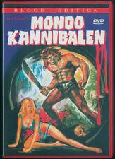 White Cannibal Queen (1980) - aka Mondo Cannibal - Jess Franco Sleaze - Pal Dvd