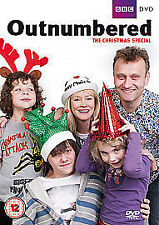 Outnumbered - Christmas Special 2009 (DVD, 2010) NEW AND SEALED