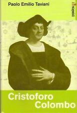 CRISTOFORO COLOMBO - P.E. TAVIANI - I PROTAGONISTI