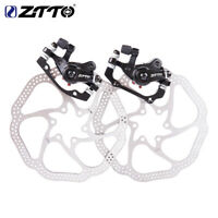 ZTTO Aluminum Disc Brake MTB Bike Cycling Bicycle Front Rear Caliper 160mm Rotor
