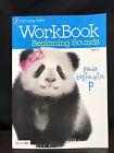 Bendon Workbook Beginning Sounds Grade PreK-K, Ages 3-6, Learning book