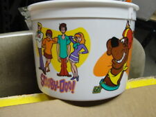 Mcdonalds Scooby-Doo 2012 Halloween Bucket Pail Unused