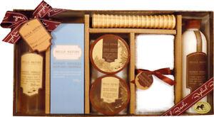 Bella Natura No. 81, Honig & Vanille, Beauty & Wellness Geschenkset (7-teilig)