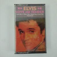 Elvis Presley Cassette Love Me Tender new sealed