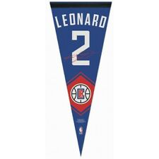 WinCraft Kawhi Leonard Los Angeles LA Clippers 12 x 30 Premium Felt Pennant