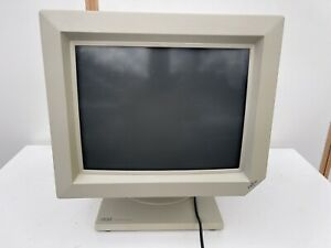 Vintage RADIUS Color Pivot/LE COLOR Monitor Apple Rare! Model 0379