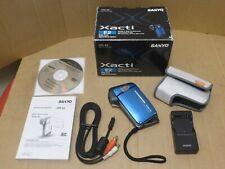 Sanyo Xacti VPC-E2 Water Proof Digital Movie Camera Camcorder Boxed