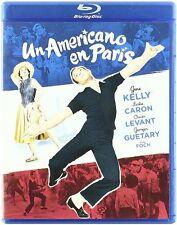 AN AMERICAN IN PARIS (1951) **Blu Ray B** Leslie Caron, Gene Kelly,