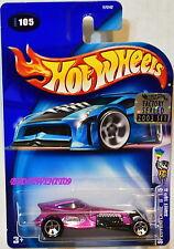 Hot Wheels 2003 Spectraflame Ii Sweet 16 Ii #105 Pink Factory Sealed