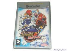 ## Sonic Adventure Battle 2 DEUTSCH Nintendo GameCube Spiel // GC & Wii - TOP ##