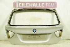 BMW E91 3er Touring Heckklappe Kofferraumklappe Deckel Titansilber Metallic 354