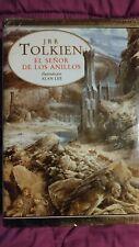 El Señor de los Anillos.Edición de lujo.Ilustrado por Alan Lee español 1258 pgs