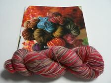 Knitglobal 4ply Wool/Nylon Sock Yarn 1 x 100g hank - Summer Berries