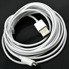 3M New 10FT Long USB Sync Charger Cable Cord for Samsung Galaxy Express 2 G3815