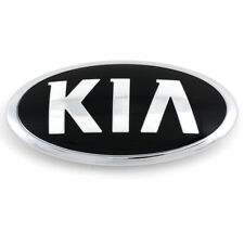 OEM NEW Rear Tailgate Hatch Emblem Badge Black Chrome 2013 Kia Soul 86320-2K000