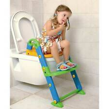 Kids Kit 3 in 1 Toilet Trainer / Training - Potty, Step Up, Foldable