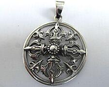 Sterling Silver (925)   Sword  Cross  Pendant  !!       Brand  New  !!