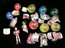 Rare Vintage Bandai Ultraman & Monster 10 piece gumball machine prize Japan WoW