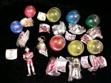 Rare Vintage Bandai Ultraman & Monster 10 piece gumball machine prize Japan WoW