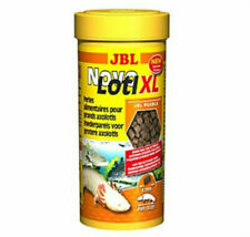 JBL NovoLotl XL Complete Staple Food Pellets 250ml for Large Axolotl