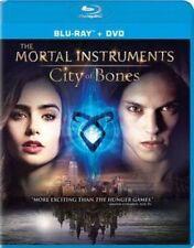 Mortal Instruments City of Bones 0043396417687 Blu Ray Region a