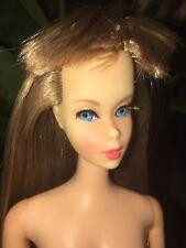Original 1967 Barbie Twist N Turn #1160 TNT Go Go Co Co (med brown hair)