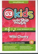 G3 Kids Worship Music - Wild Cherry - DVD/CD