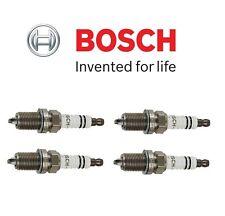 Suzuki Forenza Reno Set of 4 Spark Plugs Bosch FLR-8-LDCU+ / 7404 Brand New