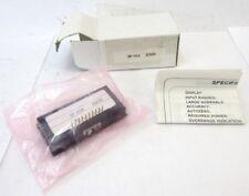 Acculex Dp-654 Digital Panel Meter New in Box