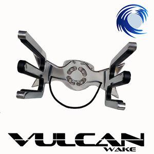 Wakeboard Tower Rack *Polished* Vulcan Axe Wake Rack