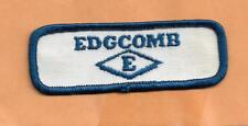 """EDGCOMB TRUCKING   PATCH  3 1/2"""""""
