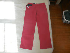 POLO BY RALPH LAUREN CLASSIC FIT BEDFORD CHINO TROUSERS / PANTS 32X32 NWT