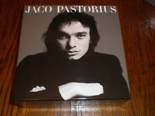 Jaco Pastorius 11 CD BOX SET Weather Report JAPAN PROMO