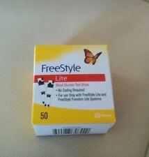 FreeStyle Lite Glucose Blood Test Strips