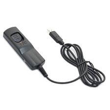 Jjc S-s1 Cámara Cable Disparador Remoto Rep Rm-s1am Para Sony A77 A65 A55 A700 Etc