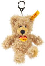 STEIFF Teddy Charly beige Schlüsselanhänger 12 cm NEU 111884 UVP 14,90
