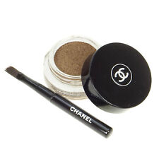 Chanel Illusion D'ombre Brown Bronze Gold Shimmer Eyeshadow 95 Mirage
