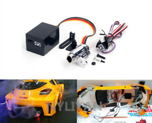 HPI  1:10 RC Car Electronic Simulation Smoking Exhaust Pipe Upgrade Spare Kit