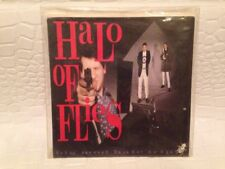 """HALO OF FLIES - TIRED & COLD 7"""" Punk Rock Vinyl Record BIG MOOD HATE TRIP"""