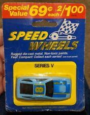 Speed Wheels Series V Porsche? NEW ON CARD