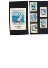 Russia B79 - B84 - Sailing. Semi Postals. MNH. OG.     #02 RUSSB79s